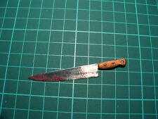 1/6 scale Halloween Michael Myers knife - handmade - stainless steel and wood