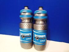 Discovery Channel Dasani Team Waterbottles Qty 2
