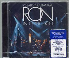 RON  CD  IN CONCERTO sigillato SEALED nuovo 2007 con ORCHESTRA TOSCANA JAZZ