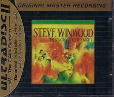 Winwood, Steve Talking back to the Night MFSL Gold CD NEU OVP Sealed mit J-Card