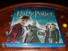 Harry Potter e il principe mezzosangue   Warner Blu-Ray ..... Nuovo