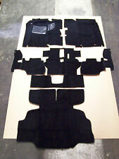 Datsun 1975 1976 280Z Black Carpet Kit  20 ounce NEW