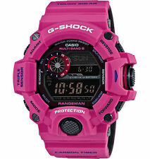Casio GW9400SRJ-4 Men's Master of G Rangeman Atomic Solar Purple G Shock watch