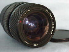 OLYMPUS OM TOKINA 28-70mm F2.8-4.3 CLOSE FOCUS LENS