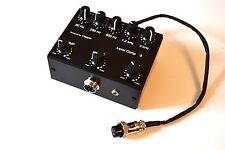 Sound Compressor Equalizer to ICOM Radio 8 pin mic transceiver IC- VIDEO INSIDE