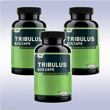OPTIMUM NUTRITION TRIBULUS 625 (3-PACK: 100 CAPSULES EACH) testosterone booster