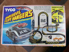 VINTAGE TYCO 6230 DAREDEVIL CLIFF HANGERS SLOT CAR SET