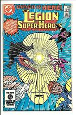 LEGION OF SUPER-HEROES # 310 (APR 1984), VF+