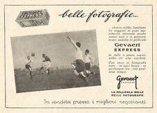 W2972 Gevaert Express - Belle fotografie... - Pubblicità del 1932 - Old advert