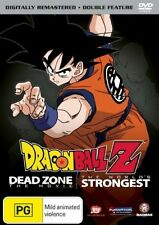 Dragon Ball Z: Dead Zone the Movie & The Worlds Strongest-Remastered Uncut-NEW