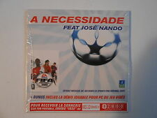 FIFA 2005 : A NECESSIDADE feat. JOSE NANDO (+ DEMO DU JEU PC) [ CD SINGLE NEUF ]