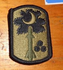 ARMY PATCH, #NEW# 678TH AIR DEFENSE ARTILLERY BDE,MULTI-CAM,SCORPION, W/VELCRO