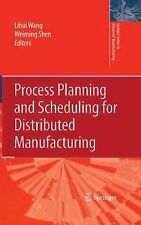 Springer Series in Advanced Manufacturing Ser.: Process Planning and...