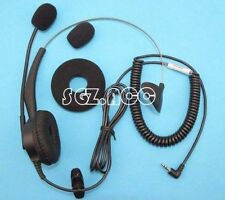 2.5mm Jack universal Hands Free headset for Motorola 7797 8500 8000 8600
