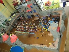 playmobil chateau 3268 + extension