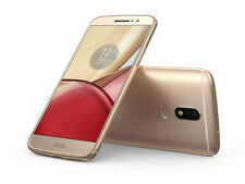 "Moto M ☀ 64 GB ☀4GB Ram ☀  Gold ☀ Finger Print ID ☀ 5.5"" Full HD ☀ 16/8MP Cams"