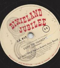 Lu Watters Dixieland Jazz : Doin the Hambone + Bee`s Knees