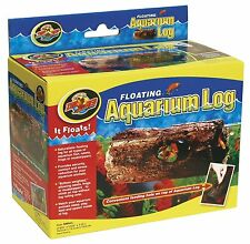ZOO MED Floating Aquarium Log  Small Decoration