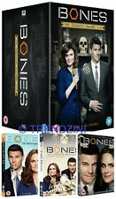 Bones Season 1-11 [DVD] Bones 1 2 3 4 5 6 7 8 9 10 11 BoxSet Complete Collection
