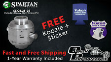 "Chrysler 8.25"" Spartan Locker - 29 Spline - SL C8.25-29 - w/ Koozie - Posi Axle"