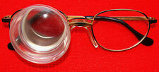 Brille Lupe Fernrohrbrille Lupenbrille  CARL ZEISS cyl 0,00