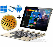 "10.1"" Teclast Tbook 10S 64GB Windows 10 , Android 5.1 Dual OS LAPTOP Tablet PC"