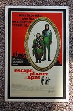 Escape from the Planet of the Apes Lobby Card Movie Poster