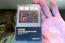Nova- Another Song of Life- 1988- new/sealed cassette tape