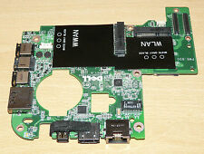 GENUINE DELL XPS 17 L702X HDMI ESATA ETHERNET WIFI RISER BOARD H8GW8 0H8GW8