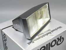 Rollei Wechsel-Reflektoren-Set Beta5/Beta6, bzw. der Tele-Reflektor, unbenutzt!