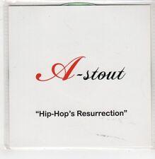 (GW521) A-Stout, Drinks - 2009 CD
