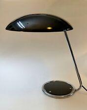 Schreibtischlampe Kaiser Idell 6761 Lampe Tischlampe Bürolampe 1956 selten !