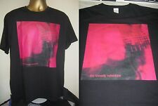 MY BLOODY VALENTINE- LOVELESS- 1991 ALBUM ART PRINT T SHIRT- BLACK - SMALL