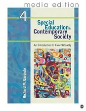 Special Education in Contemporary Society, 4e - Media Edition: An Introduction t