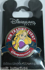 DISNEY TANGLED RAPUNZEL TRADING EVENT LOGO CHRISTMAS LIMITED EDITION PIN