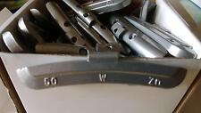 MASSE A Frapper EQUILIBRAGE 50g pour Jante Tole-Acier Auto (Boite de 50)