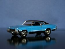 1968 68 CHEVY CHEVELLE SS  1/64 SCALE DIECAST MODEL COLLECT - DISPLAY - DIORAMA