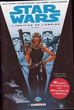 star wars delcourt l heritier de l empire 1 en tbe