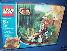 LEGO 7411 ORIENT EXPEDITION TYGURAH'S ROAR *Retired*  NISB