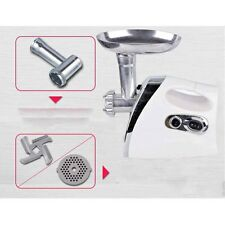Electric Meat Grinder Sausage Maker 1300W Small Home Appliances with Handle