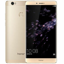 New Huawei Honor Note 8 (EDI-AL10) 64GB/4GB 4G LTE Dual SIM 6.6 inch Gold Mobile