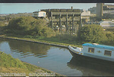 Cheshire Postcard - Anderton Boat Lift, Northwich   RT825