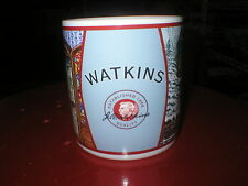 2001 Watkins Christmas Victorian Mug Cup Winona Recipe for Hot Cocoa/Chocolate