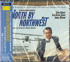 OST-NORTH BY NORTHWEST OST-JAPAN CD D73