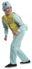 Kids Deluxe Squirtle Costume Pokemon Size Large 12-14