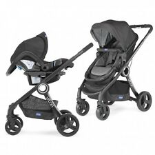 Chicco Urban Plus Duo Travel System Pushchair / Stroller - Anthracite - NEW
