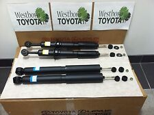 Toyota 4Runner 2003-2009 4WD OEM Genuine New Front and Rear Shocks Set of four