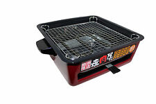 WangGrill ELECTRIC GRILL BBQ BARBECUE INDOOR / OUTDOOR STAINLESS STEEL 1000WATT