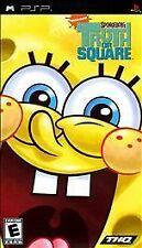 SpongeBob's Truth or Square (Sony PSP, 2009)