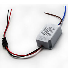 Best AC 85V-265V to DC 12V LED Electronic Transformer Power Supply Driver 3X1W